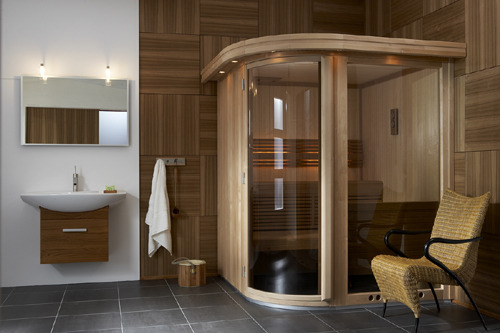 sauna infrarouge infos et prix du sauna lectrique. Black Bedroom Furniture Sets. Home Design Ideas