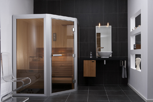 installer une cabine hammam chez soi comprendrechoisir. Black Bedroom Furniture Sets. Home Design Ideas
