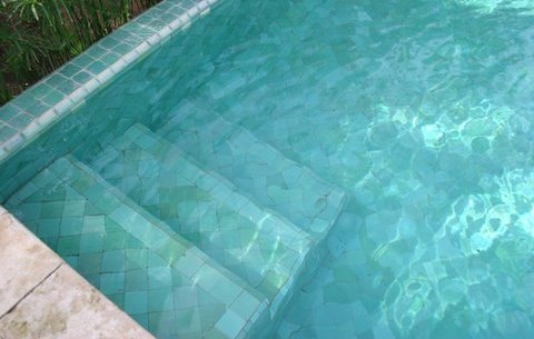 Cramique Piscine