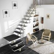 revetement escalier conseils sur le revetement d escalier. Black Bedroom Furniture Sets. Home Design Ideas