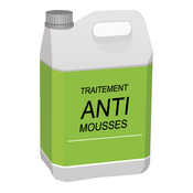 D sherber une pelouse gazon for Produit anti mousse