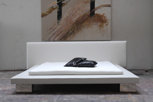 banquette futon 4 position. Black Bedroom Furniture Sets. Home Design Ideas