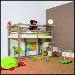 lit mezzanine enfant litmezzanine2places. Black Bedroom Furniture Sets. Home Design Ideas