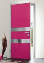 Porte blindée design