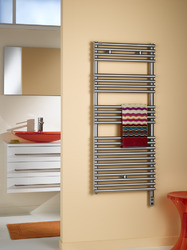 Radiateur sche-serviette inox